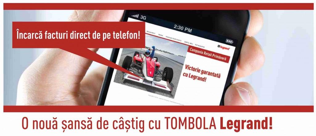 Tombola-Legrand