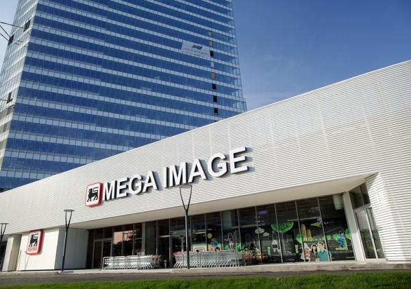 Mega Image – birouri si depozite