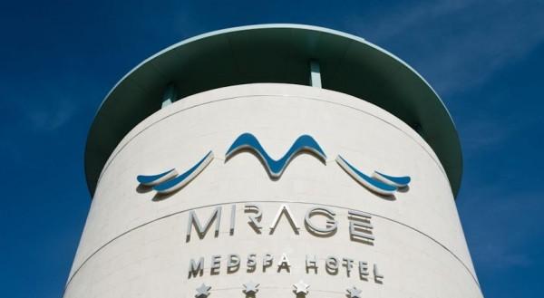 Mirage MedSPA Hotel **** – Eforie Nord