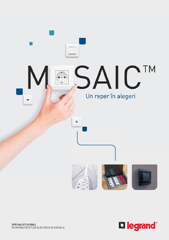 Catalog Mosaic Legrand