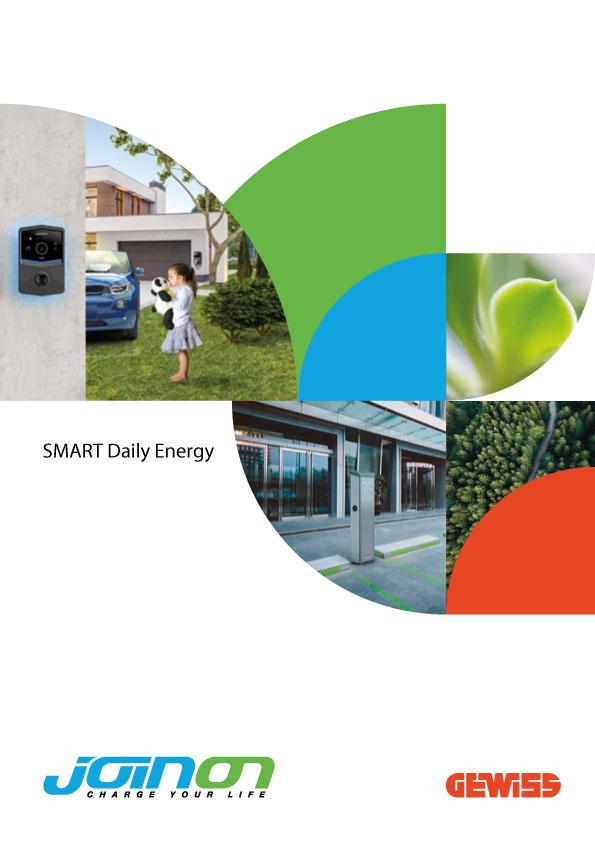 Catalog Gewiss Joinon-Smart-energy