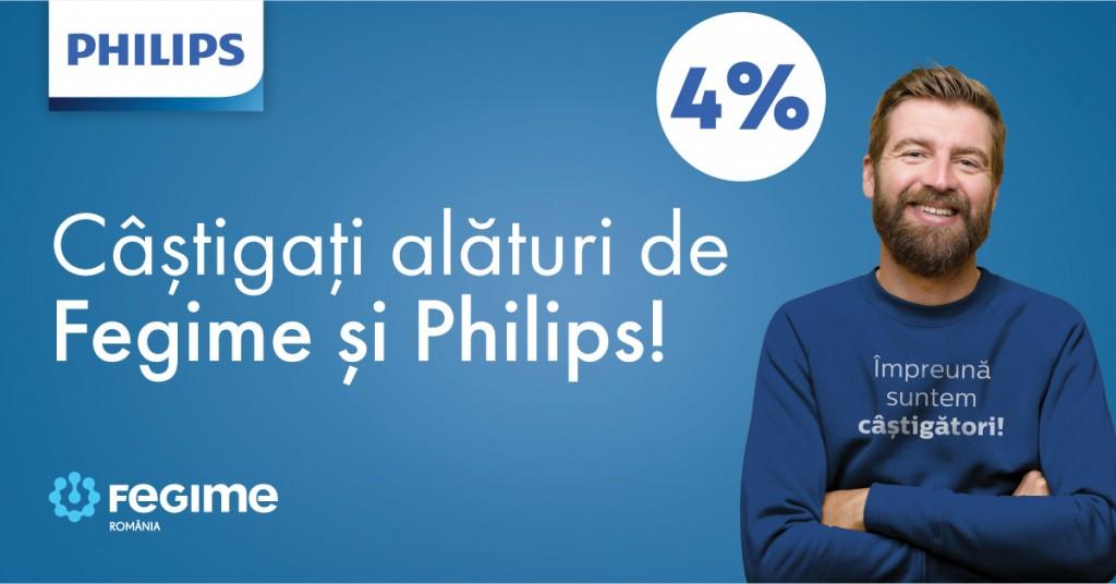 Consolight Fegime Philips Câștiguri Garantate