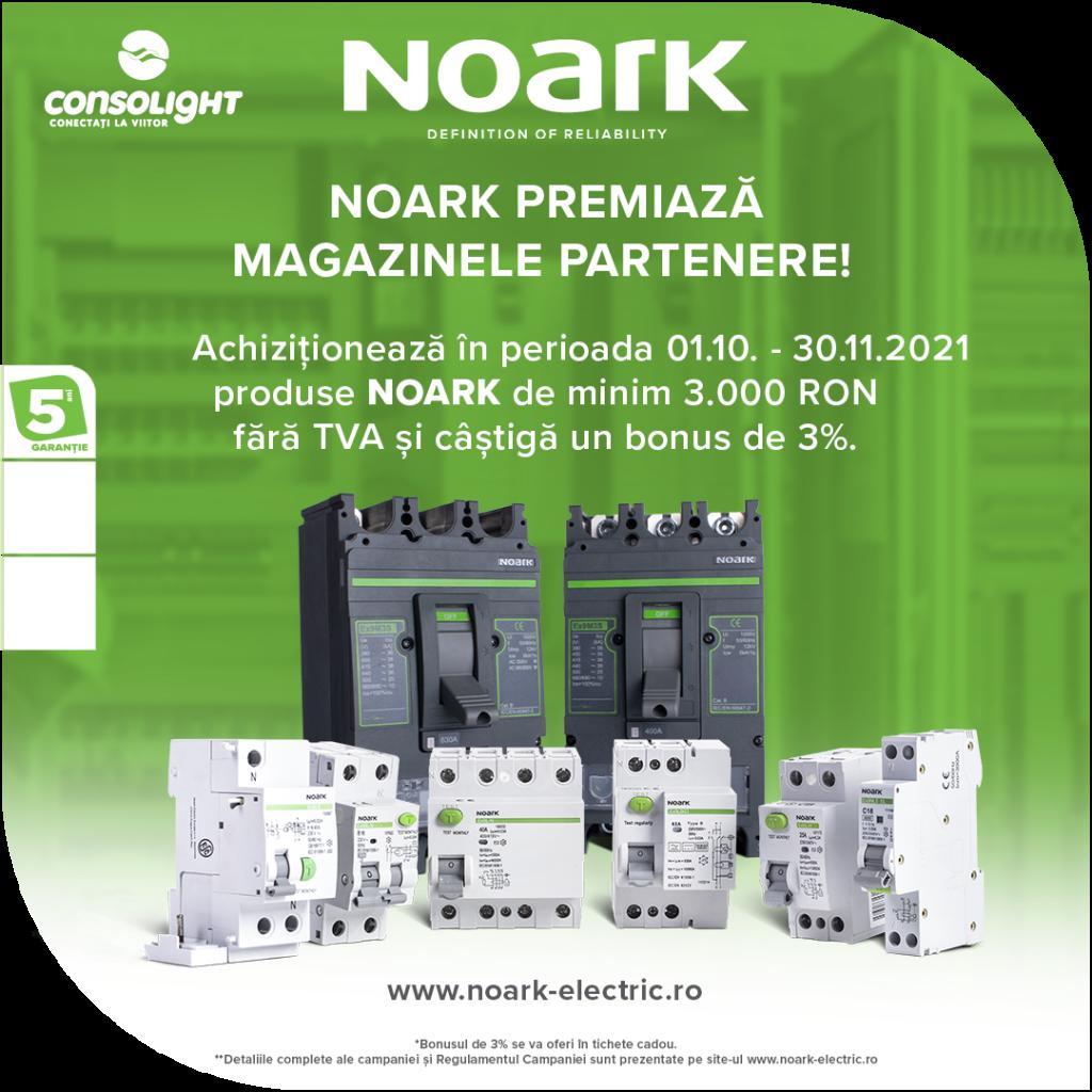 Noark premiaza magazinele partenere